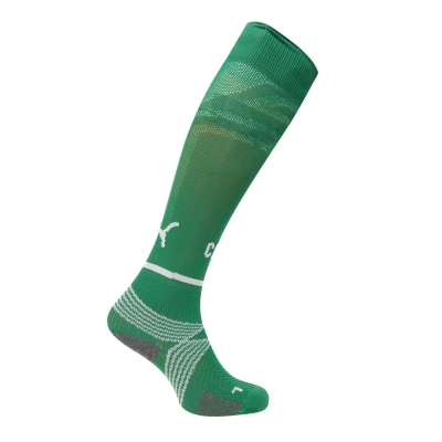 Sosete Puma Manchester City Away 2021 2022 amazon verde