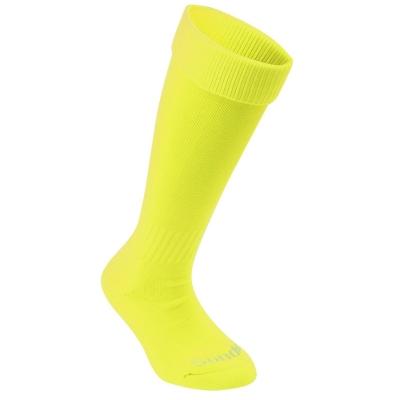 Sosete Sondico fotbal pentru Copii fosforescent galben