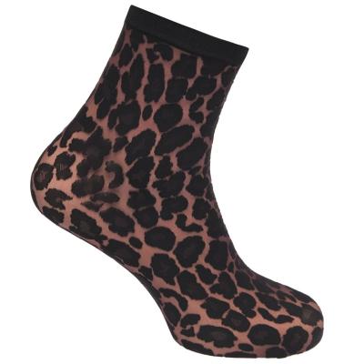 Sosete Wolford Leopard
