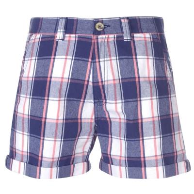 Pantaloni scurti SoulCal Check pentru Barbati albastru roz
