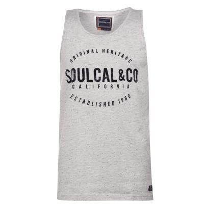 SoulCal Vest gri ll
