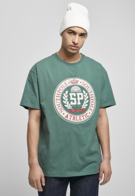 Southpole College Tee verde