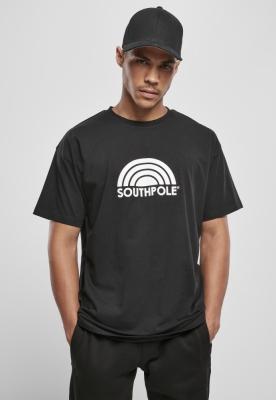 Southpole Logo Tee negru