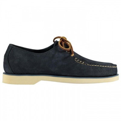 SPERRY Captain Ox Shoes bleumarin