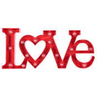 Stanford Home Love LED Sign