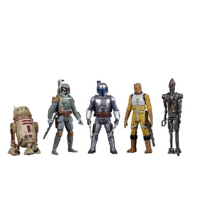 Star Wars Celebrate The Saga Bounty Hunters Figurines multicolor
