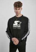 Bluza maneca lunga Starter Logo Taped negru