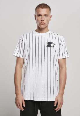 Starter Pinstripe Jersey alb
