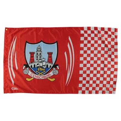Steag Official GAA rosu alb