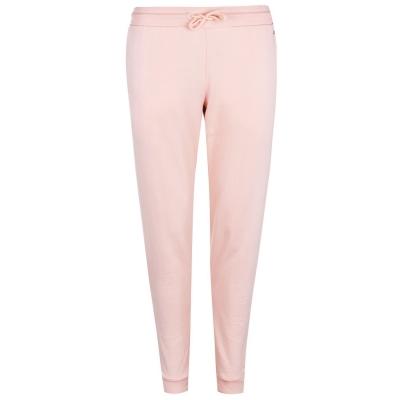 Steag Pantaloni jogging Tommy Bodywear pale roz