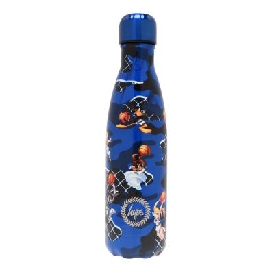 Sticla de Apa Hype x Space Jam Retro Printed albastru