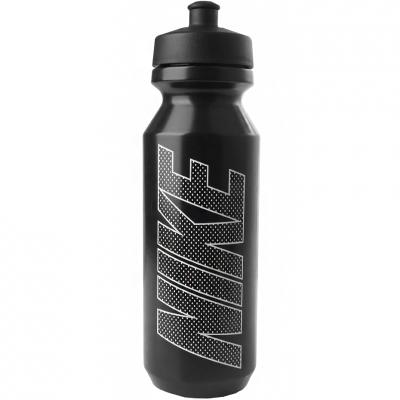 Sticla de Apa Nike Big Mouth 950 Ml negru And alb N0004197732