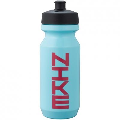 Sticla de Apa Nike Big Mouth imprimeu Graphic turcoaz N000004344622