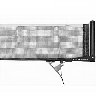 Stiga Match Clip 6375-00 Ping Pong Net