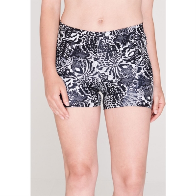 Pantaloni scurti Sugoi Coast baiat pentru Femei full negru