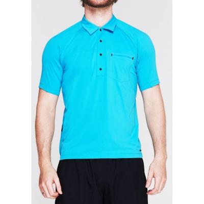 Tricou maneca scurta Sugoi Coast pentru Barbati albastru