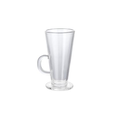 Sunnex . Latte Glasses transparent