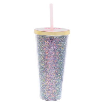 Sunnylife Mermaid Glitter Tumbler