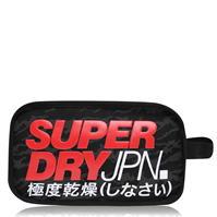 Superdry Camo Washbag negru 02a