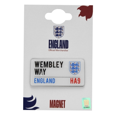 Team Anglia Sign Magnet