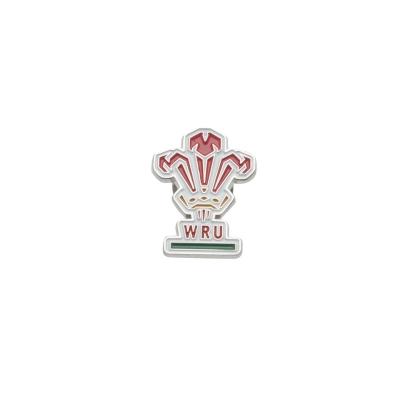 team logo pin badge www bravosport ro