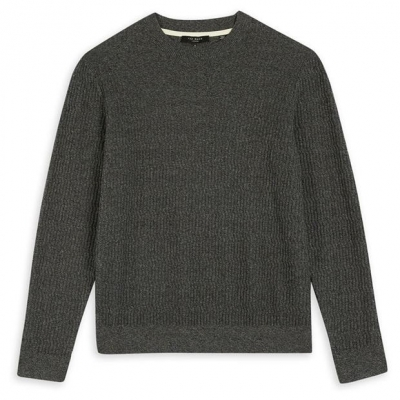 Ted Baker Ted Agarr Txt Crew Sn14 gri