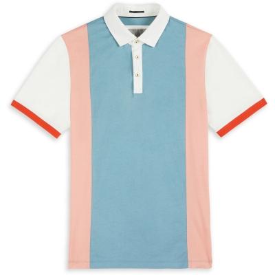 Tricouri Polo Ted Baker Rays multicolor