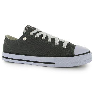 Adidasi Dunlop Canvas Low pentru Juniori