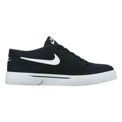 Tenisi din Panza Nike GTS 16 pentru Barbati negru alb
