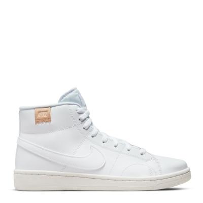 Tenisi inalti Nike Court Royale 2 alb