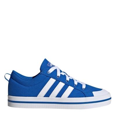 Tenisi panza adidas Bravada pentru baietei albastru alb