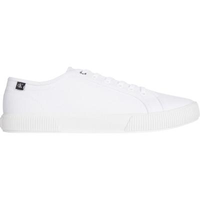 Tenisi panza Calvin Klein Jeans Vulcan bright alb