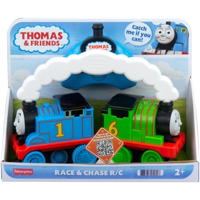 Thomas and Friends Race Chase RC 21