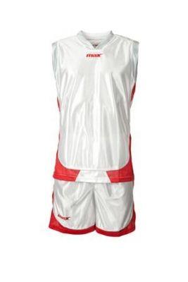 Tokio Bianco Rosso Grigio Max Sport pentru baschet