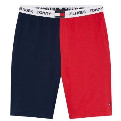 Pantaloni scurti Tommy Bodywear 85 bleumarin chs