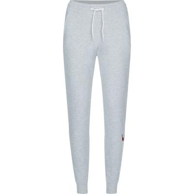 Pantaloni jogging Tommy Sport Tommy pentru femei gri deschis