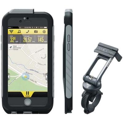 Topeak Ridecase impermeabil iPhone 6/6s negru gri