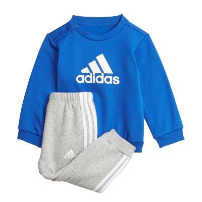 Trening adidas Badge of Sport pentru Copii albastru gri alb
