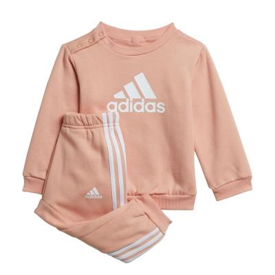 Trening adidas Badge of Sport pentru Copii roz alb