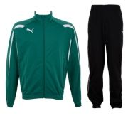 Trening copii Junior Pwr-C Suit Green Puma