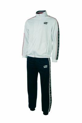 Trening sport Schio Bianco Blu Rosso Max Sport