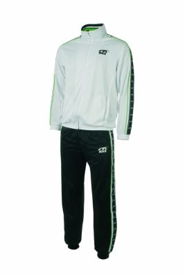 Trening sport Schio Bianco Nero Verde Max Sport