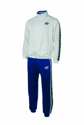 Trening sport Schio Bianco Royal Blu Max Sport
