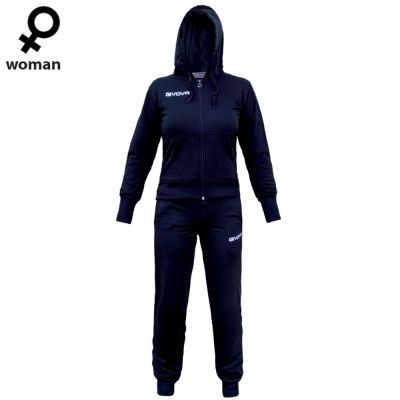 Trening sport TUTA Givova pentru Femei albastru