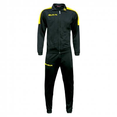 Trening sport TUTA REVOLUTION Givova negru galben