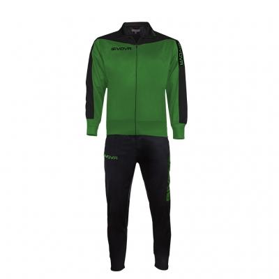 Trening sport TUTA ROMA Givova verde negru
