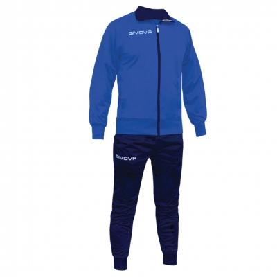 Trening sport TUTA TORINO Givova albastru