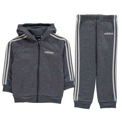 Treninguri adidas 3-Stripes Jogger pentru Copii tec albastru alb