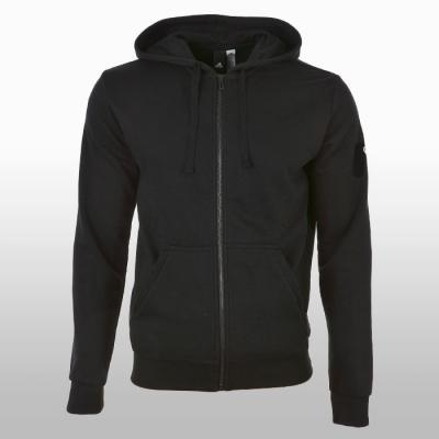 Hanorac negru adidas Ess Base Fz Slb BK3717 Barbati