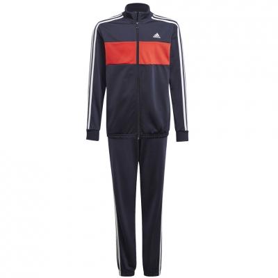 Treninguri Adidas Essentials Tiberio For bleumarin-rosu GN3972 pentru Copii